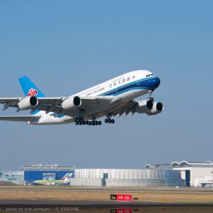 China Southern Airlines reanuda sus vuelos